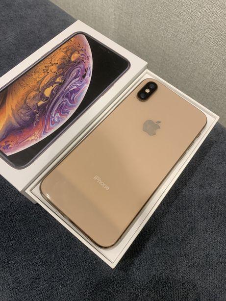 Отличный iPhone X'S 64gb neverlock Gold