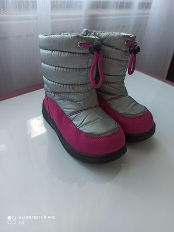 Ботинки, сапожки Тополино 17 см