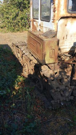 Запчасти трактора Т-74