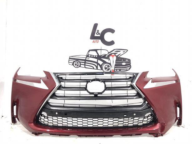 Бампер передний Lexus NX (2014-2017г.) передній Lexus NX