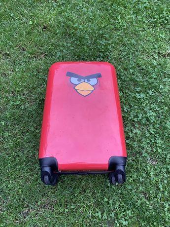 Walizka Angry Birds 21x55x31