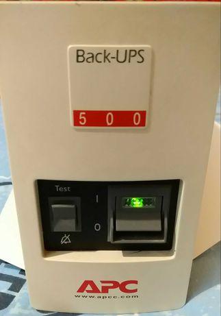 Back ups 500 bk500mi ИБП ups бесперебойник