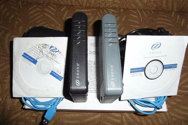 Модем Zhone 6211