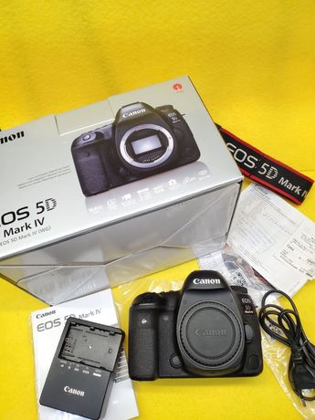 Canon EOS 5D Mark 4