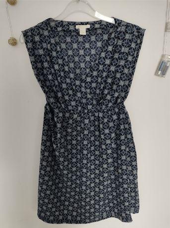 sukienka ciążowa H&M S