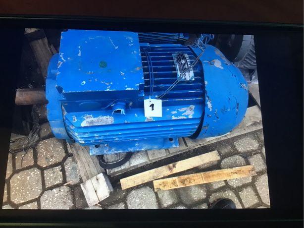 Motor efacec 30kw