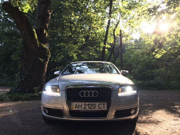 Продам Audi A6 C6 2.4