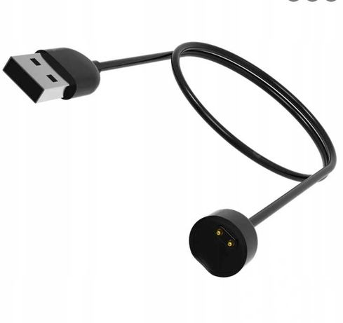 Xiaomi mi band miband 5 ładowarka magnetyczna kabelek kabel 50cm