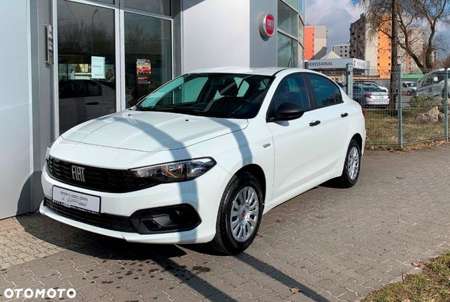 Fiat Tipo 1.4 95KM Benzyna 2021 CLASSIC