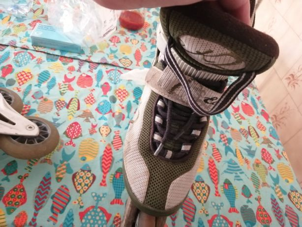Vendo patins em linha