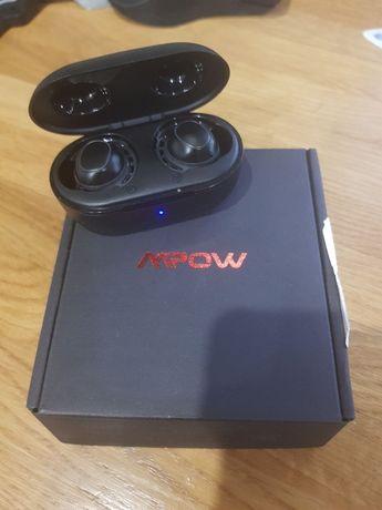 Продам крутые TWS наушники Mpow M30