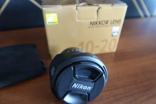Obiektyw Nikon Nikkor 10-20