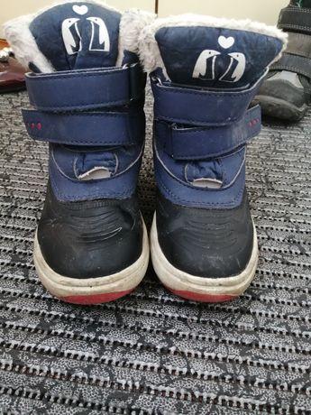 Ботинки дитячі зима
