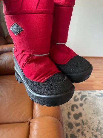 Куома зимняя обувь валенки