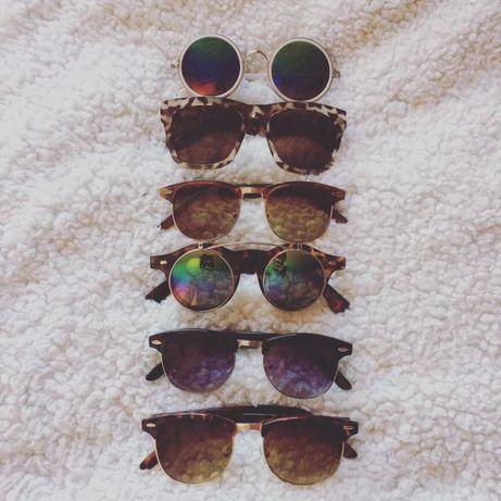 ÓCulos de sol, variados.