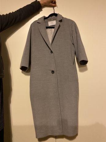 Szary płaszcz Fraternity rozmiar 38