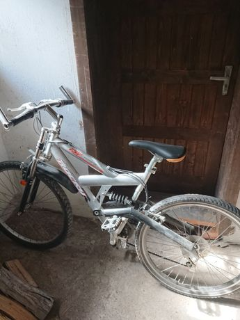 Велосипед rocky горный