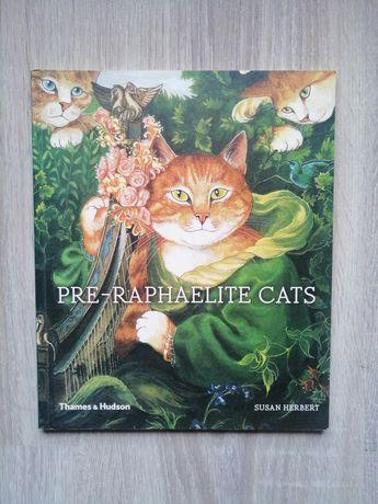 Pre-raphaelite cats Koty w malarstwie prerafaelitów