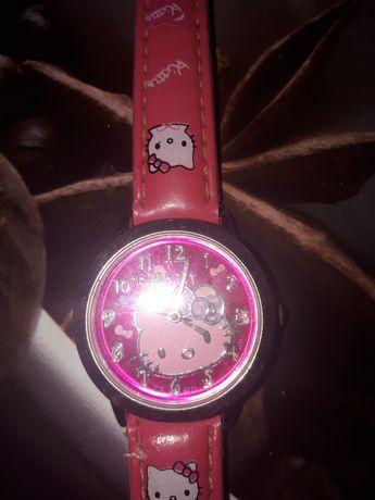 Часы, часики Hello Kitty
