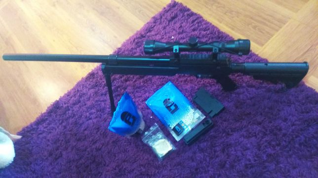 Replika Urban Sniper ASG kal. 6mm