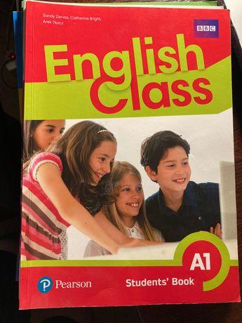 English class A1 książka i ćwiczenia