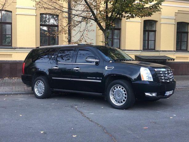 Cadillac Escalade Long 2008