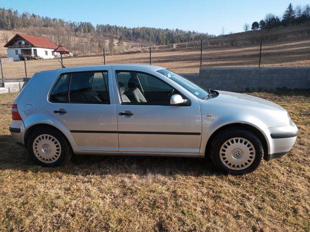 samochód osobowy Volkswagen Golf MK4 1,9 TDI 74kW