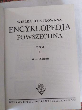 Gutenberg, 2 Tomy kolekcjonerskie wydanie,encyklopedie