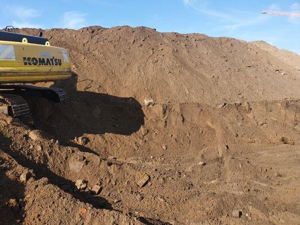 Ziemia,  humus , na podniesienie terenu