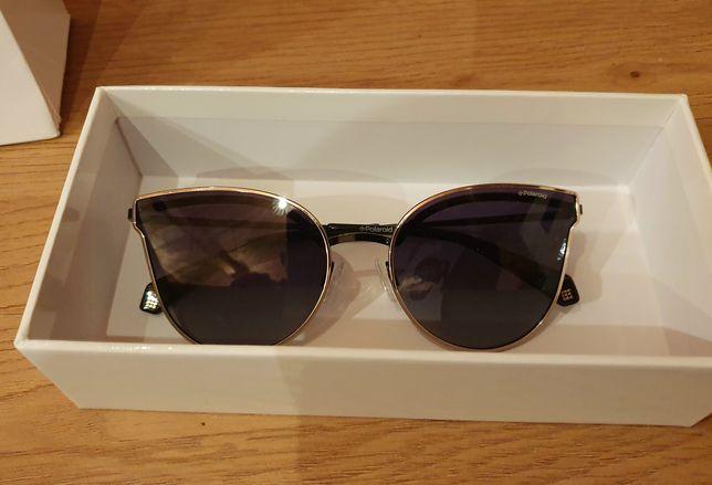 Polaroid okulary przeciwsłoneczne NOWE