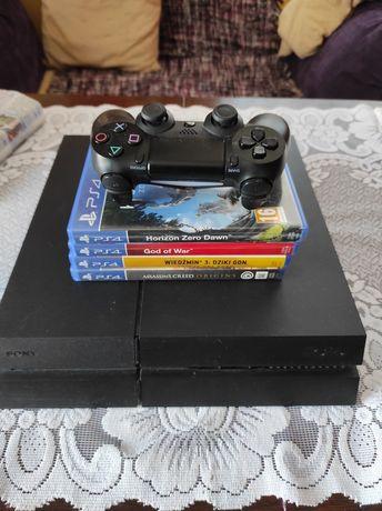 Konsola PS4 Fat 1GB