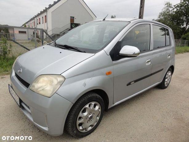 Daihatsu Cuore 1.0! 2003R! Wspomaganie! Radio! Zarejestrowany W...