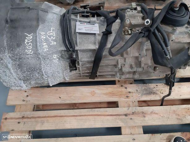 Caixa 6 Velocidades Nissan Navara D40 2.5Dci 170Cv YD25DDTI