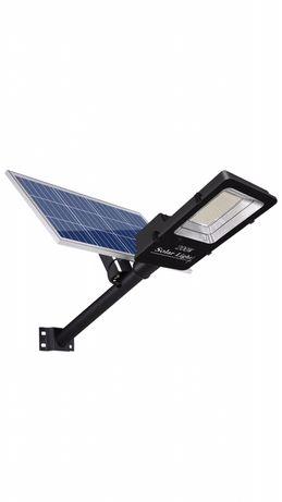 Lampa solarna 200W uliczna Z PILOTEM !