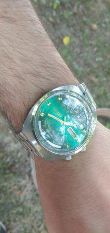 Piękna zieleń orient zegarek patelnia cesarski nie Atlantic Seiko 70 !