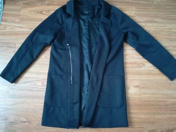 Płaszcz jesienny Free Quent jak NOWY płaszczyk kurtka marynarka