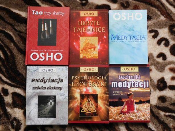 OSHO - komplet książek