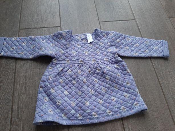 Disney sukienka Kraina Lodu rozm.86