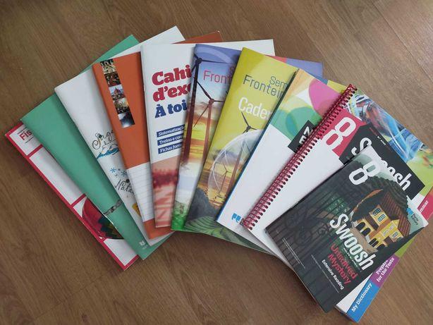 Cadernos de atividades 8º ano