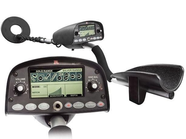 Wykrywacz metalu detektor metali Cobra Tector CT-1080