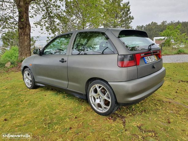 Seat Ibiza 1.9GT-TDi