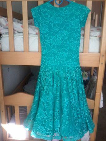 Платье для бальных танцев рейтинговое, латина, бэйсик, стандарт