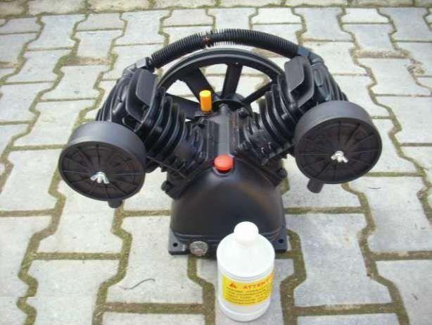 Sprężarka kompresor pompa 2 tłoki 400 l/min wysyłka NOWY