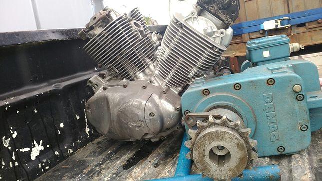 Silnik Yamaha XV 400