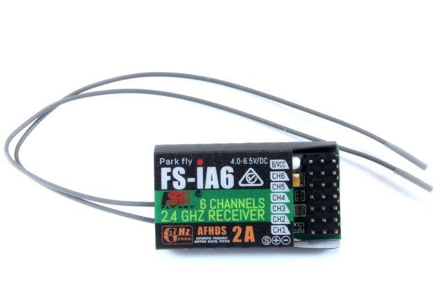 Приемник FlySky FS-iA6 6Ch