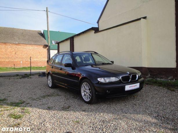 BMW Seria 3 318 Ci ALU Nawigacja Xenon Klimatyzacja LIFT