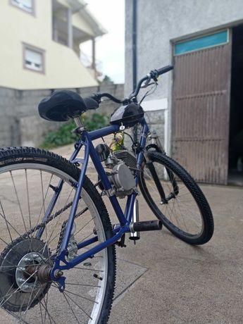 Bicicleta Bina 80cc