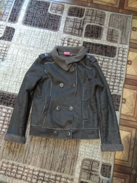 Курточка дубленка