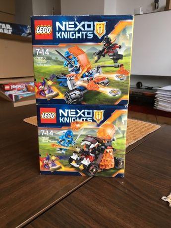 Lego 70311 Nexo Knights Katapulta Nowe Oryginalne Lego