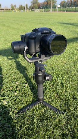 Panasonic GH 5 обьектив panasonic 8.18 mm